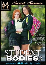 Student Bodies 4 DVD Image from Sweet Sinner.