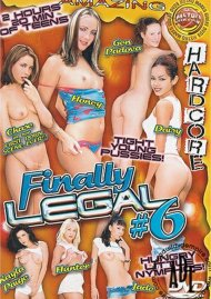 Finally Legal 6 Porn Video