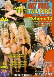 Hot Bods & Tail Pipe Vol.13 Porn Video