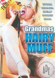 Grandmas Hairy Muff Porn Movie