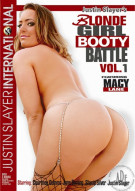 Blonde Girl Booty Battle Vol. 1 Porn Video