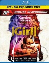 Girl Squared (DVD + Blu-ray Combo) Blu-ray