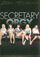 Secretary Orgy Porn Video