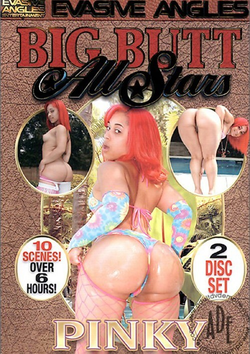Big Butt All Stars: Pinky
