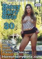 Horny Hairy Girls 30 Porn Movie