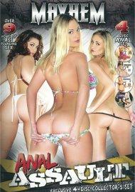 Anal Assault (4-Pack) Porn Movie