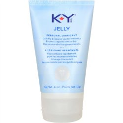KY Jelly Stand-Up Tube - 4 oz. Sex Toy