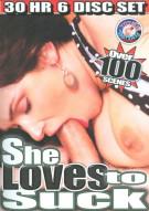 She Loves To Suck 6-Disc Set Porn Movie
