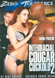 Interracial Cougar Cuckold 2 Porn Movie