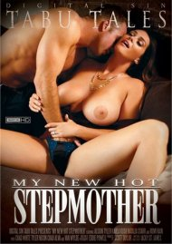 My New Hot Stepmother DVD Image from Digital Sin.
