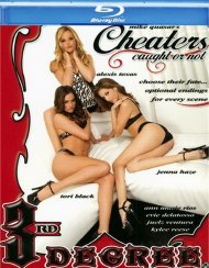 Cheaters Caught or Not Blu-ray Image from Third Degree Films.