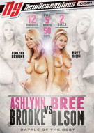Ashlynn Brooke VS. Bree Olson Porn Movie