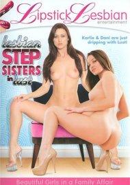 Lesbian Step Sisters In Lust Porn Movie