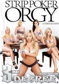 Strip Poker Orgy Porn Movie