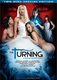 The Turning DVD Image from Girlsway.