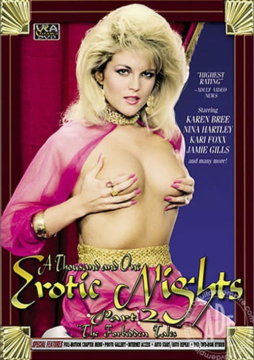 1001 Erotic Nights 2 Adult DVD Empire.