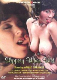 Slippery When Wet Porn Video