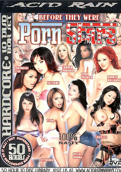 Before They Were Porn Stars