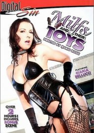 MILFs and Their Toys Porn Video