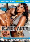 Black Anus Porn Movie