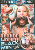 Blonde Women Black Men Vol. 4 Porn Video
