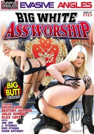 Big White Ass Worship Porn Movie