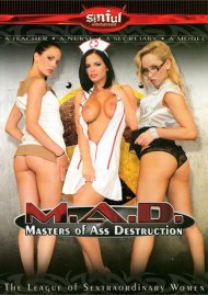 M.A.D. Masters Of Ass Destruction Porn Video