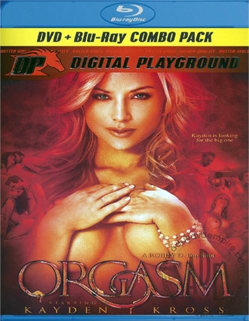 Orgasm (DVD + Blu-ray Combo)