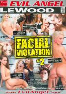 Facial Violation #2 Porn Movie