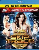 Skip Trace 3 (DVD + Blu-ray Combo) Blu-ray