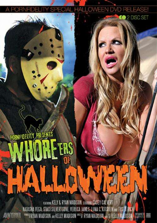 Whore'ers Of Halloween