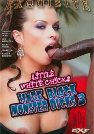Little White Chicks Huge Black Monster Dicks 3 Porn Movie