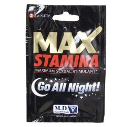 Max Stamina - 2 Pill Pack Sex Toy