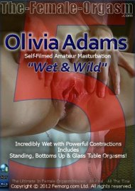 "Femorg: Olivia Adams ""Wet & Wild"" Porn Video"