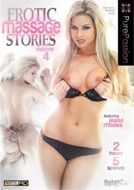 Erotic Massage Stories Vol. 4 DVD Image from Pure Passion.
