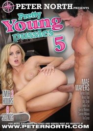 Pretty Young Pussies 5 DVD Image from Northpole Entertainment.