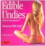 Edible Undies - Forbidden Fruit Sex Toy