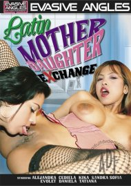 Latin Mother Daughter Exchange Porn Movie