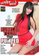 Russian Teens Get Pumped Porn Video