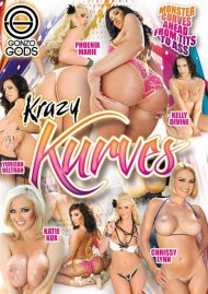 Krazy Kurves DVD Image from Gonzo Gods.