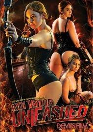 Jodi Taylor Unleashed DVD Image from Devil's Film.