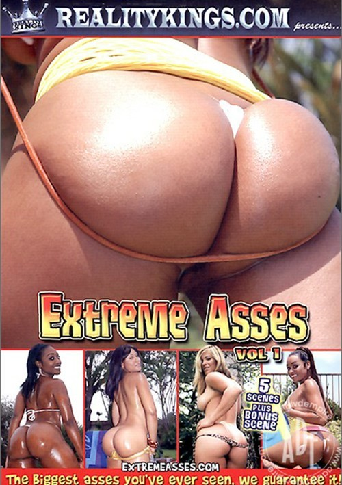 Extreme Asses Vol. 1