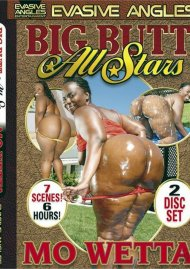 Big Butt All Stars: Mo Wetta Porn Movie