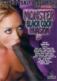 Monster Black Cock Invasion 2 Porn Movie