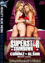 Superstar Showdown: Courtney Cummz Vs. Bree Olson Porn Movie