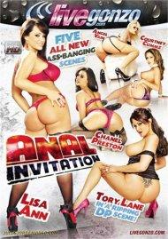 Anal Invitation Porn Movie
