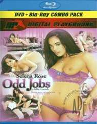 Odd Jobs (DVD+ Blu-ray Combo) Blu-ray
