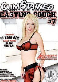 Cum Stained Casting Couch #7 Porn Movie
