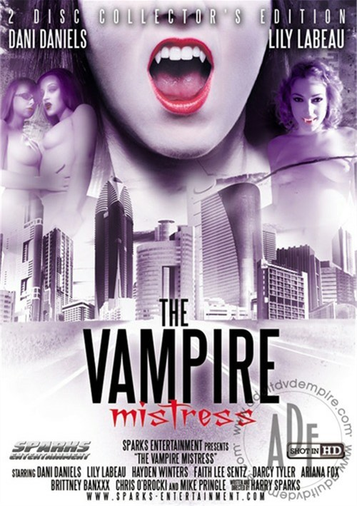 Vampire Mistress, The image