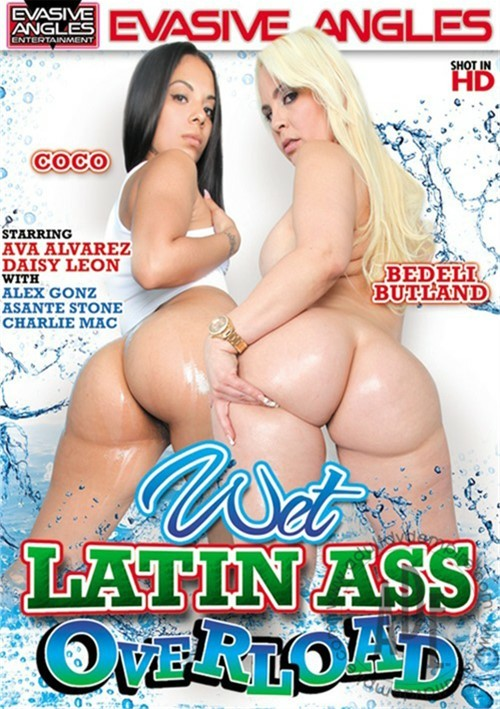 Wet Latin Ass Overload image